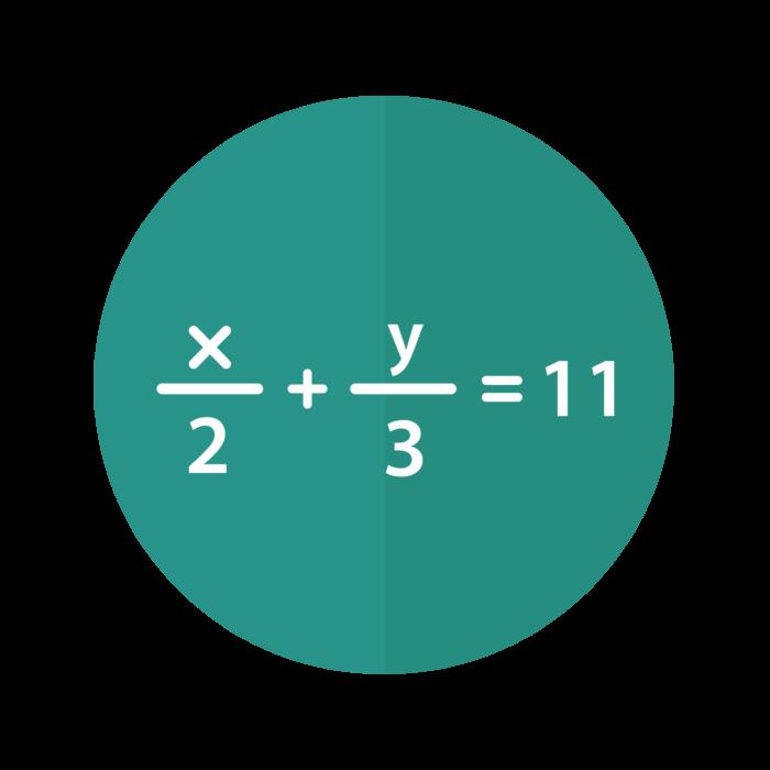 Soustava lineárních rovnic o dvou neznámých