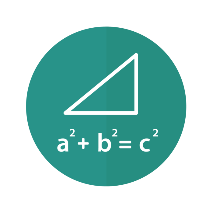 Obvody a obsahy obrazců, Pythagorova věta